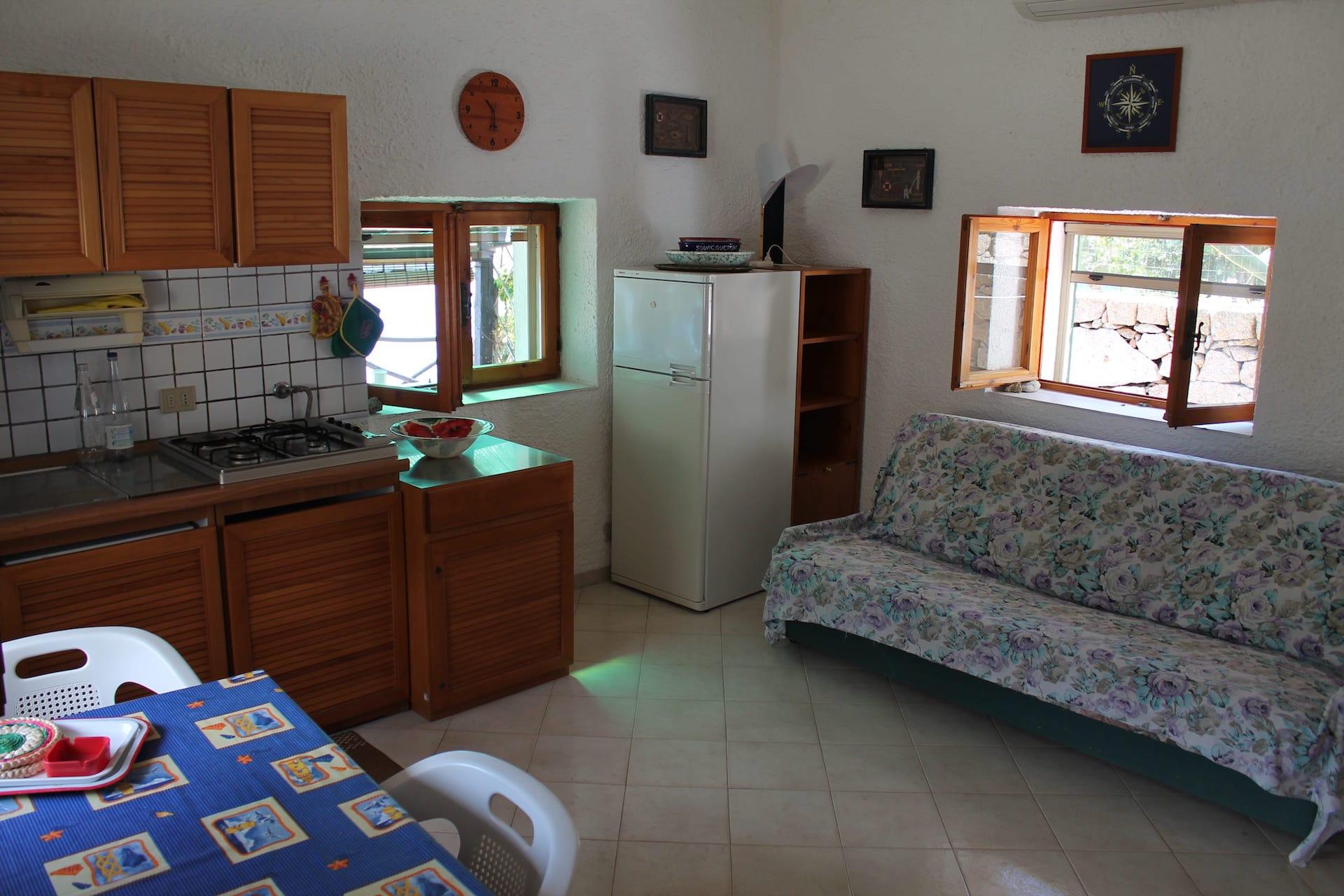 Appartamento vista mare lungo la strada delle Cannelle rif. MARIELLA