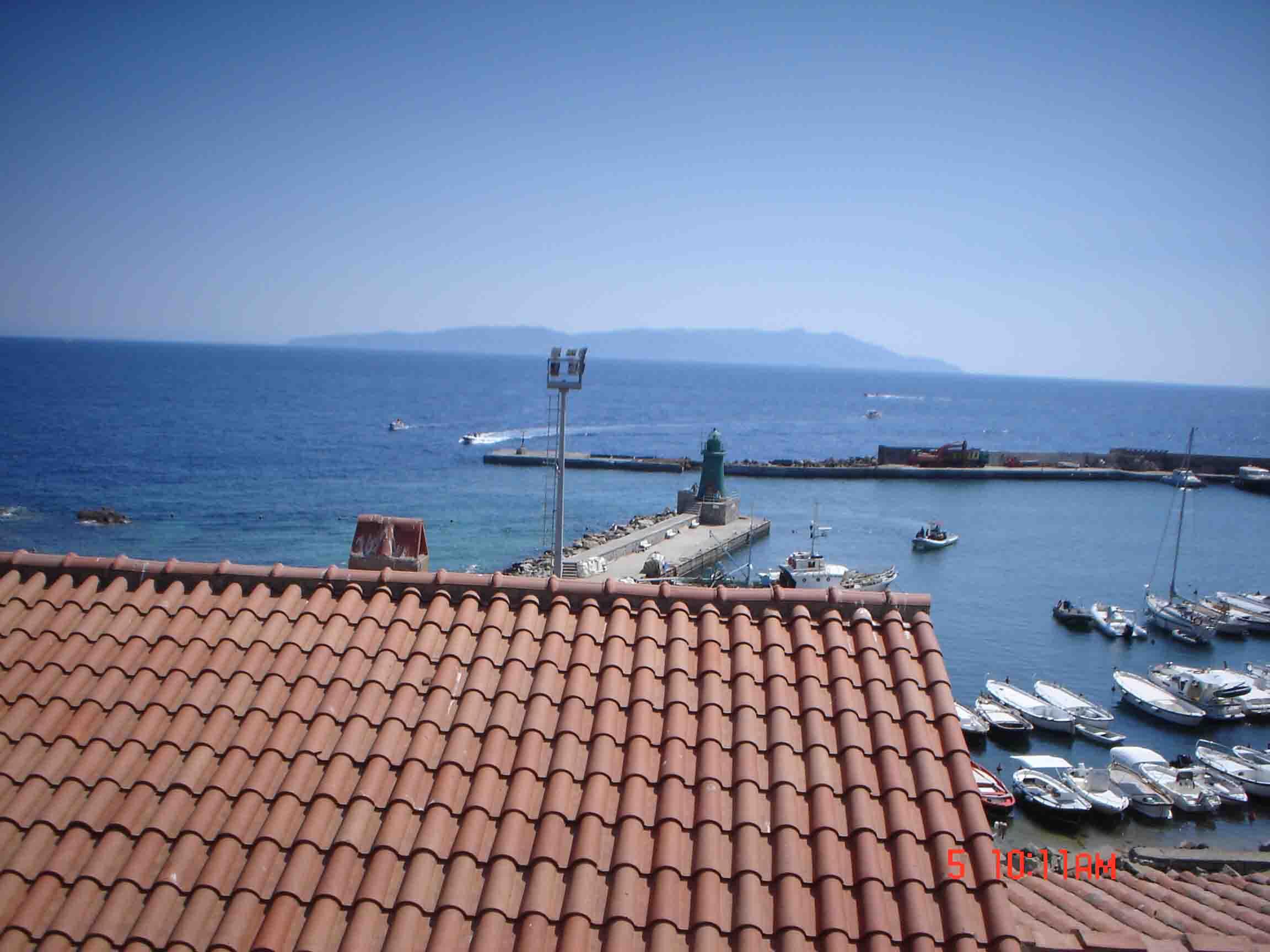 Appartamento a Giglio Porto con vista mare rif. AGNESE