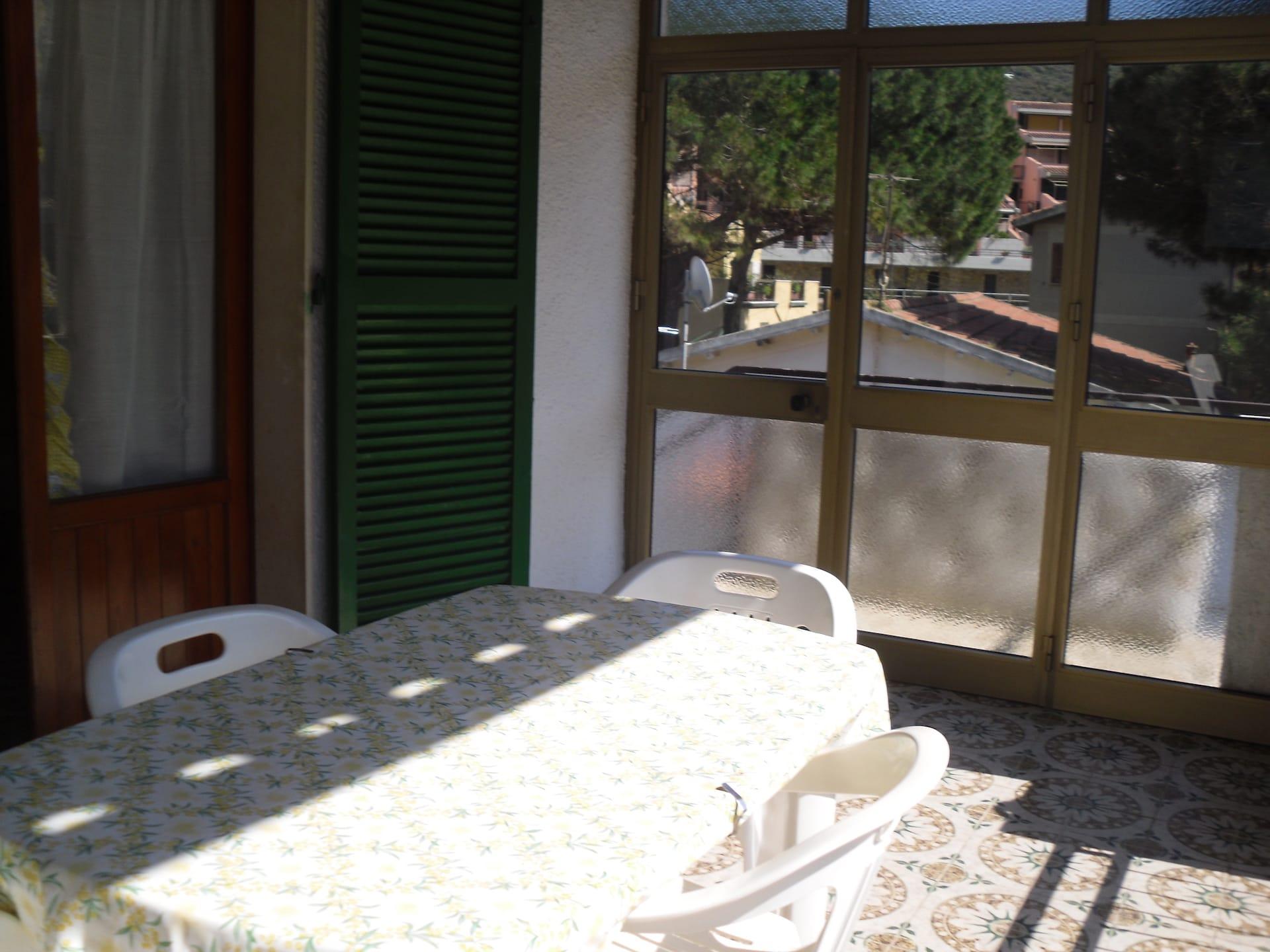 Appartamento bilocale vicino spiaggia senza vista mare rif. ANDREA BILO